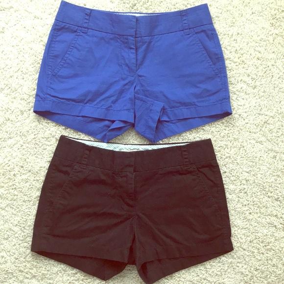 "7530eb90afa J. Crew Factory Pants - J. Crew Factory 3"" Chino Shorts - 2"